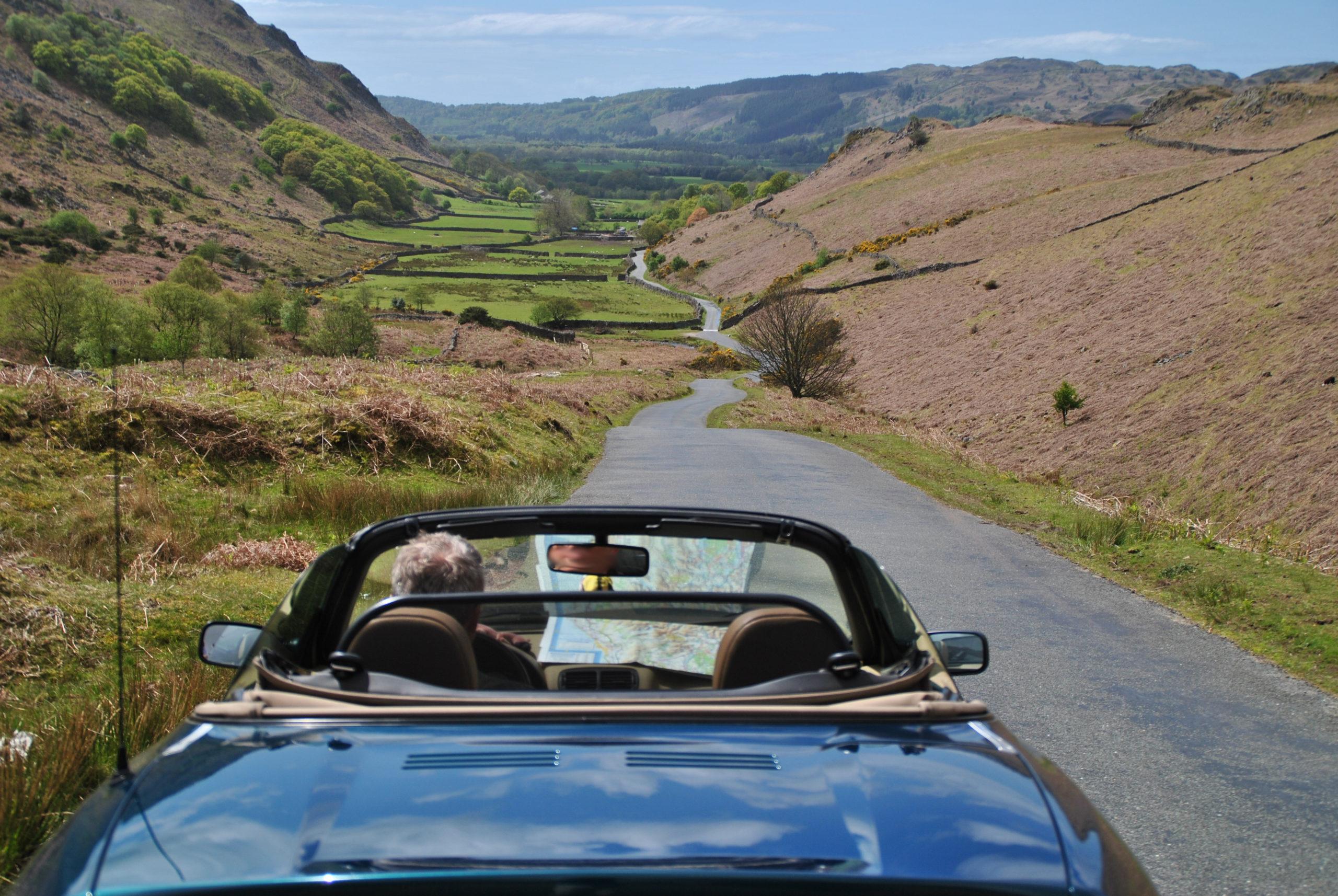 Individuelle Autorundreisen England