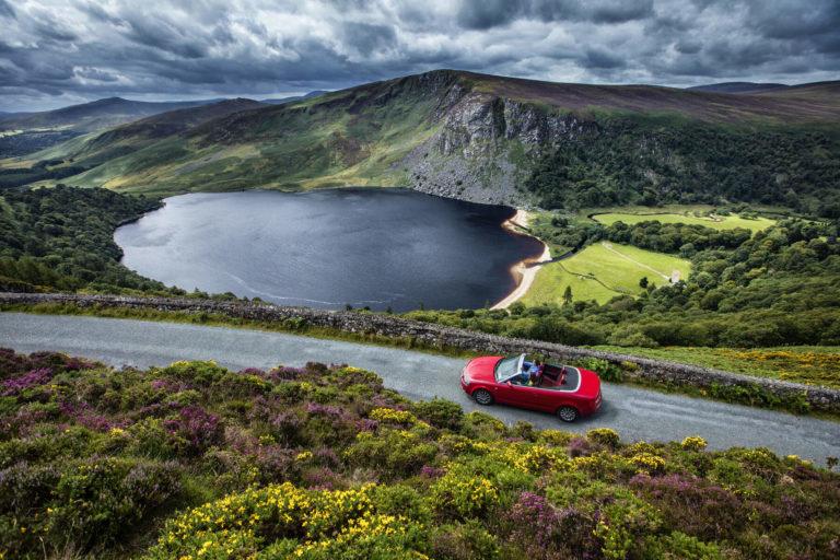 Lough Tay, Wicklow, Header Autoreisen Irland