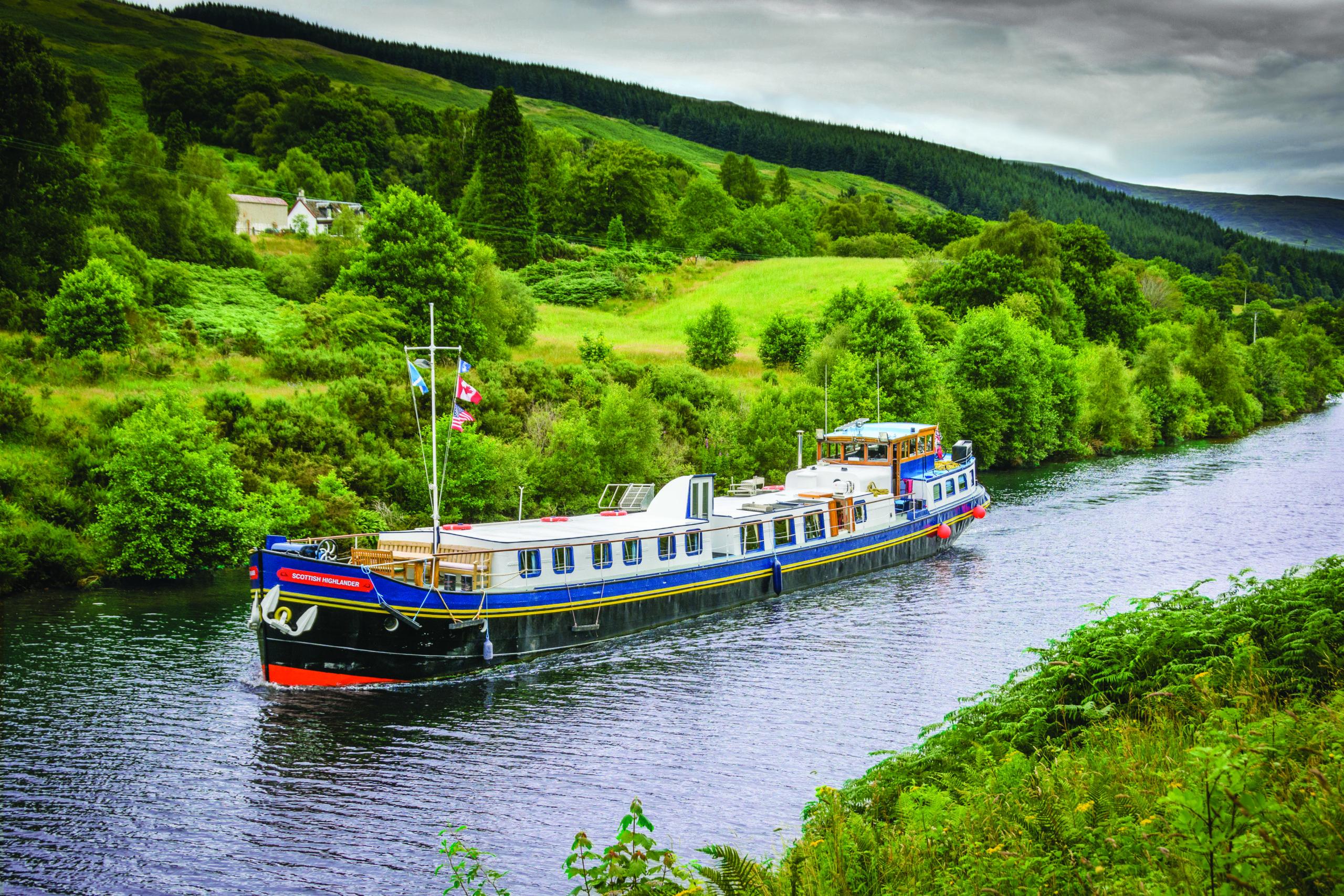 Kreuzfahrten Schottland