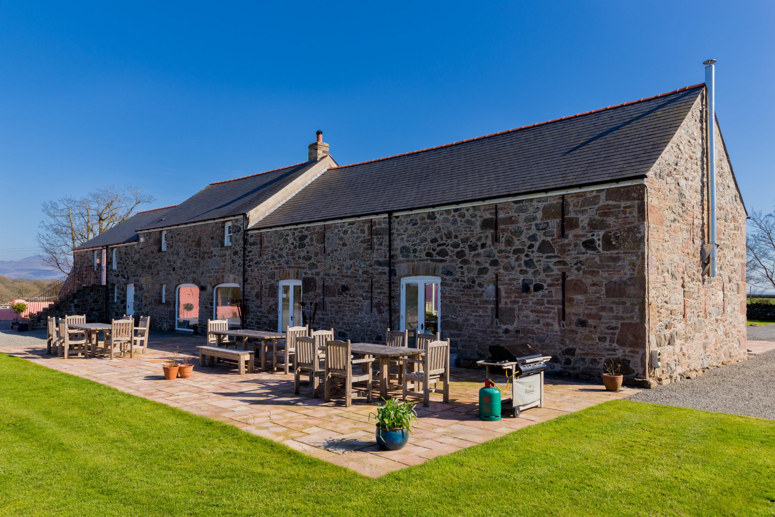 Unterkünfte und Cottages in Wales