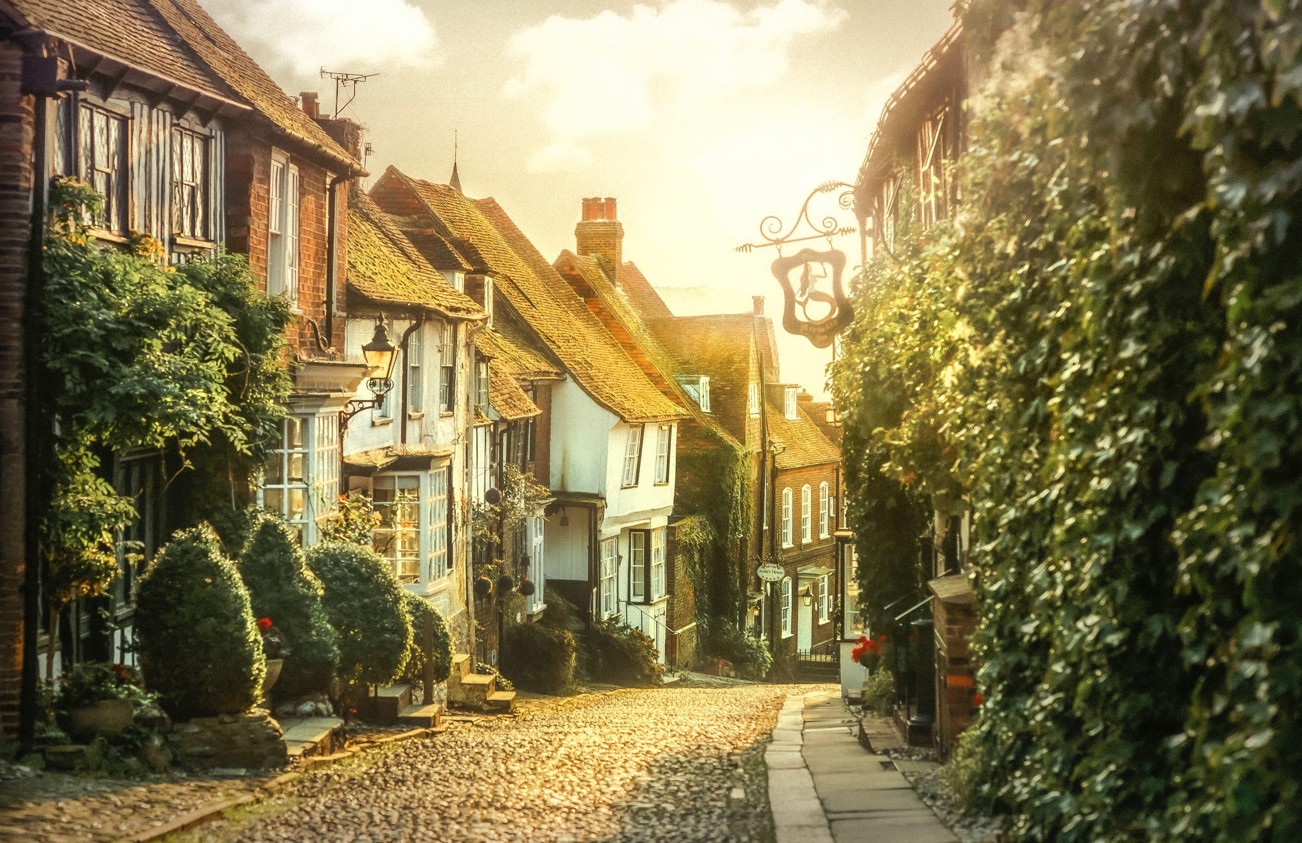 Englands sonniger Süden