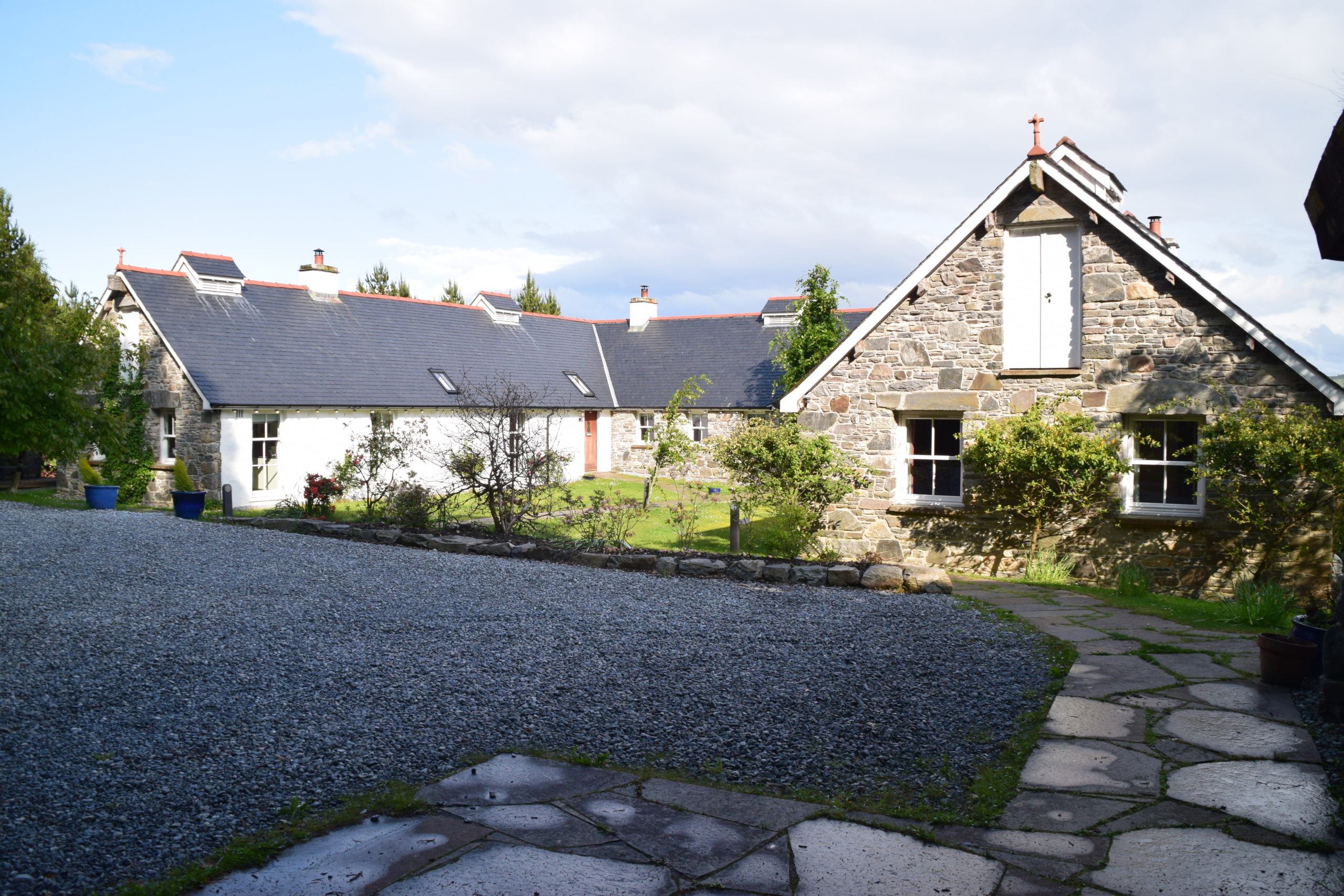 Ardnamurchan Cottages ****